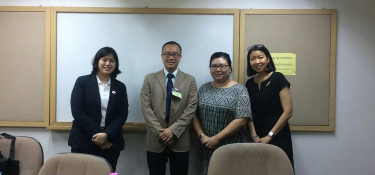 [News from the International Affairs Section] Collaboration with the University of Nottingham Ningbo, China (UNNC)