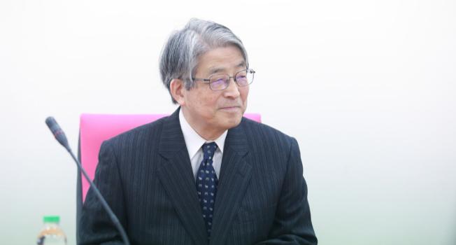 Welcoming  Bukkyō Dendō Kyōkai