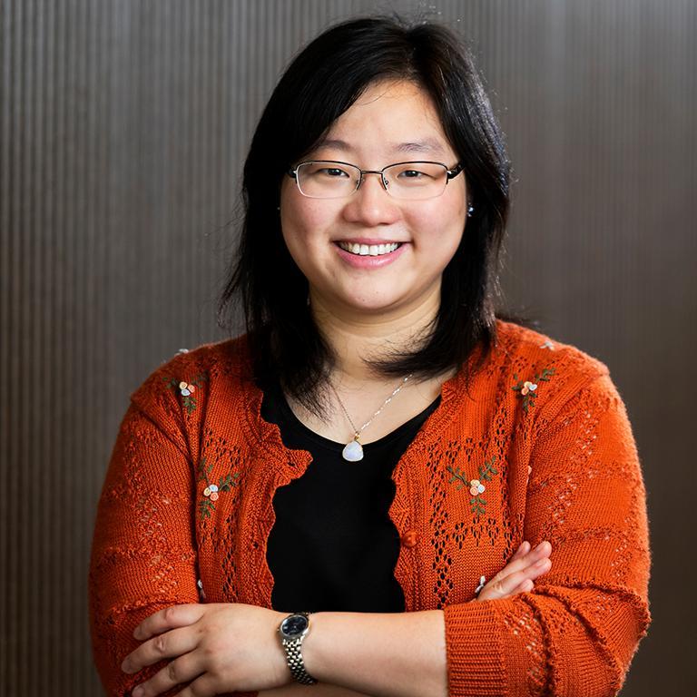 Jia Tina Du, Ph.D.