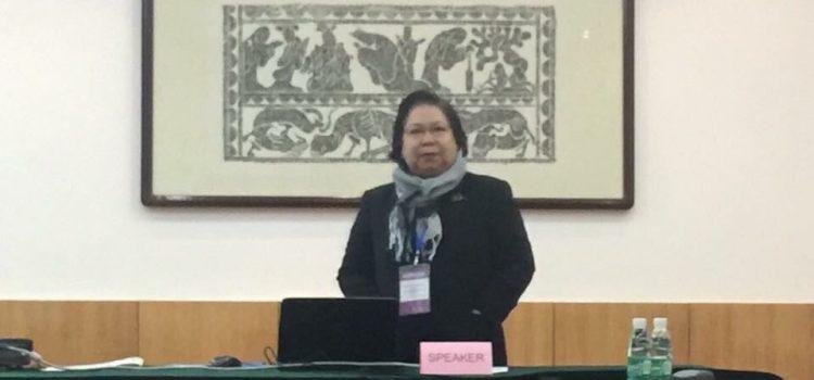 ผศ.ดร.พิมพ์รำไพ นำเสนอผลงานที่ประเทศจีนในการประชุม A-LIEP 2016